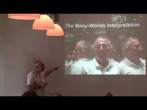 Lev Vaidman - From Bell Inequalities to Many Worlds interpretation