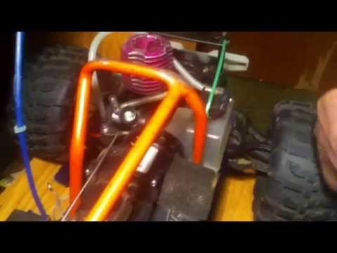 How to clean your rc engine