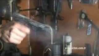 Silah - Kurusıkı Pandora (Blank Firing) MOD 99 Tabanca