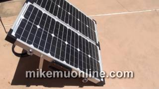 Zamp Solar Portable 60 Watt Solar Kit and Generator (2011)