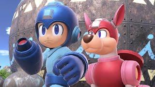 Super Smash Bros. Ultimate: Marth, Kirby, Mega Man, and Pit Detailed (Week 4)