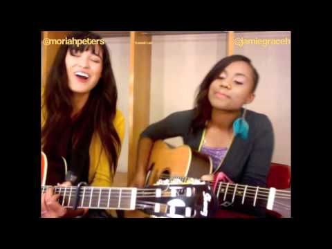 Ain't No Sunshine cover by Jamie Grace feat. Moriah Peters