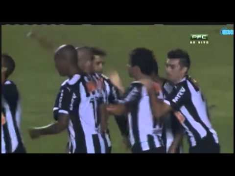 Gol de Josue - Sao Paulo 1 - 1 Atletico Mineiro - Brasileirao 2014