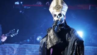 Square Hammer - Ghost - O2 Forum London 26/03/2017