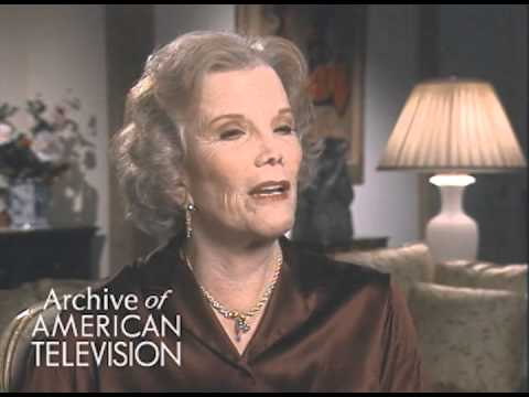 Nanette Fabray discusses working with the Smothers Brothers  EMMYTVLEGENDS.ORG