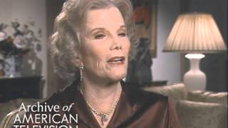 Nanette Fabray discusses working with the Smothers Brothers - EMMYTVLEGENDS.ORG