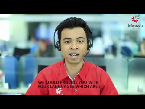 Infomedia Global Contact Center - Agent Malay version