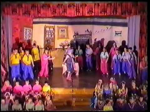 "Kennoway Primary School Pantomime 1998 ""Jack"""