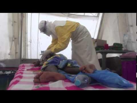 Ebola crisis West Africa