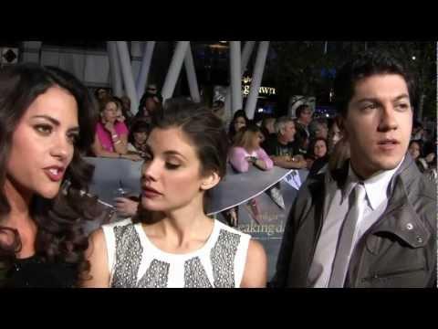 Jared Kusnitz, Sarah Habel and Inbar Lavi from MTV's Underemployed