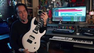 Neil Zaza walks through the new Kiesel Aries NZ6 signature guitar!