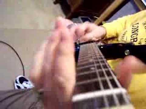 Boogie Woogie Guitar Licks by Jeff Goodwin