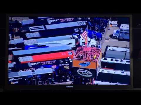 Tori Kelly - National Anthem (NASCAR)