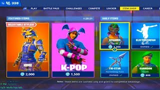 🔴 *NEW* SEASON 9 ITEM SHOP COUNTDOWN! MAY 9th New Skins LIVE! (Fortnite Battle Royale)