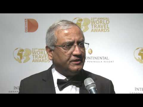 Aziz Boolani, chief executive, Serena Hotels South & Central Asia