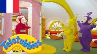 Les Teletubbies en français ✨ 2017 HD ✨  Voyage amusant   conte pour enfant