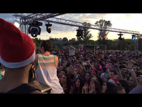 Marama - Todo comenzo bailando HD (Florida 24/12/14)