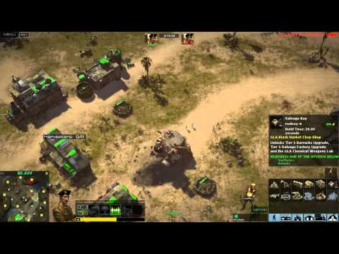 command and conquer beta! the gla