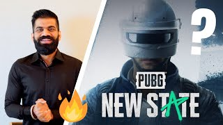 PUBG: New State Launched | Crazy New PUBG Is Here🔥🔥🔥