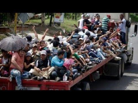 Trump should ask Mexico to stop migrant caravan: Former ICE director