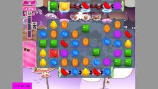Candy Crush Saga Level 1400 NO BOOSTERS