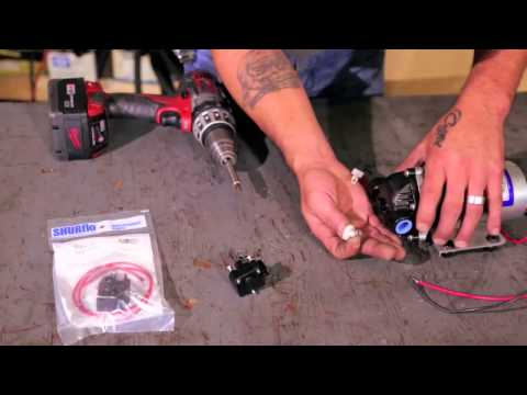 Replacing A SHURflo Pressure Switch | Sprayer Depot, #1 For Spray Equipment