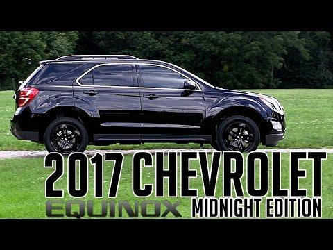 2017 chevrolet equinox lt midnight edition overview dan cummins chevrolet buick youtube. Black Bedroom Furniture Sets. Home Design Ideas