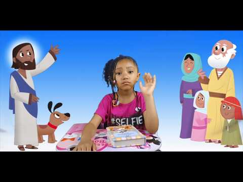 Storytime With Journee - My First Read and Learn Bible