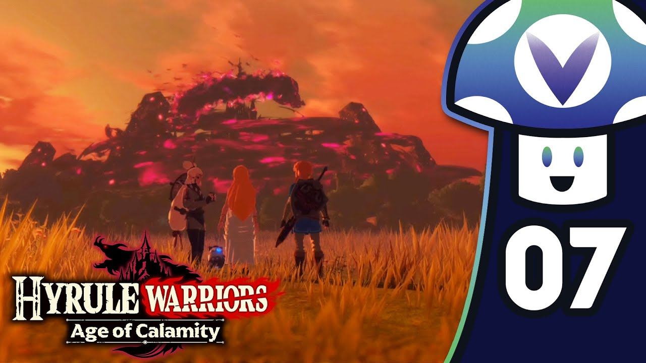 [Vinesauce] Vinny - Hyrule Warriors: Age of Calamity (PART 7)