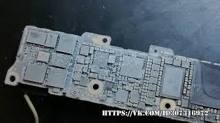 Ремонт iPhone 5s , не заряжается , не включается<