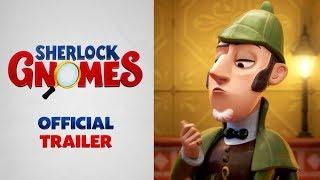 Sherlock Gnomes   (2018) Official Trailer - Filmzone Tv