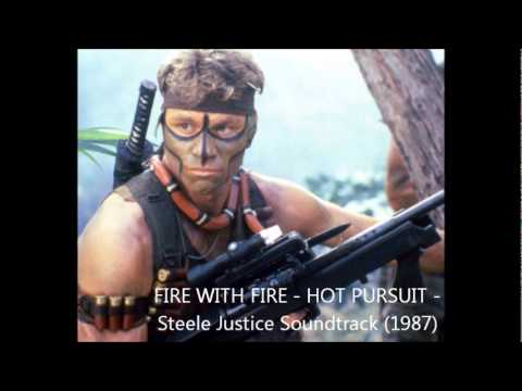 Fire With Fire - Hot Pursuit [HQ AUDIO] - (1987)