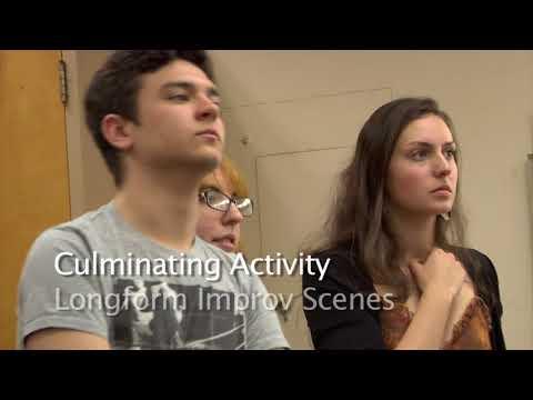 Drama 10 Improvisation Activities