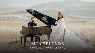Download Faouzia & John Legend - Minefields (Official Music Video)