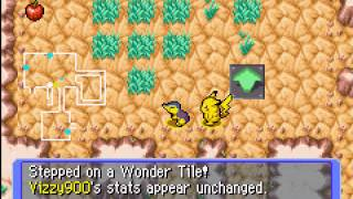 Pokemon Mystery Dungeon - Red Rescue Team - -Getting to the 2nd floor in Thunderwave Cave - User video