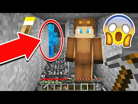 Thumbnail: MINECRAFT BLUE STEVE CAUGHT MOOSECRAFT!