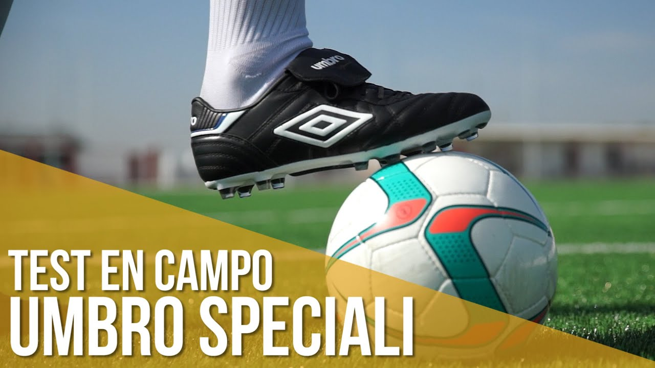 Umbro Speciali  Test en campo. Fútbol Emotion 4522fc3be9c75