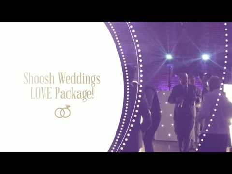 Shoosh Weddings Love Package