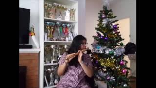 Download Hindi Video Songs - Kadhal Rojave / Roja Jaaneman (Roja) on Flute