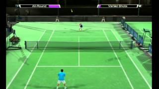 Wii Virtual Tennis 4