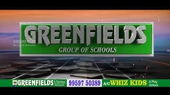 SSB TV NEWS || Green fields High school Ad 2018 || P&T Colony medipaly