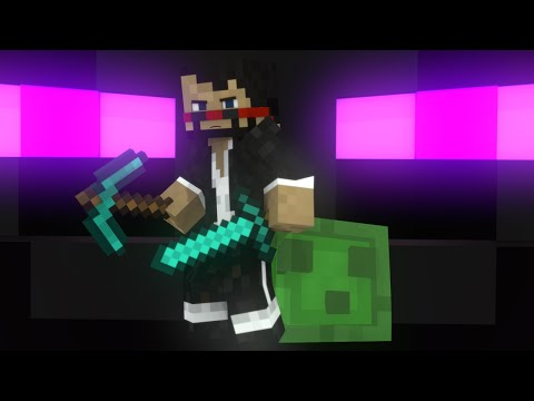 Jerry The Slime [Full Animation] (Minecraft Animation)