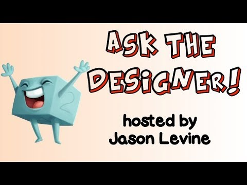 Ask the Designer with Jason Levine!