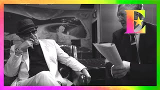 Bernie Taupin and T Bone Burnett discuss Elton John