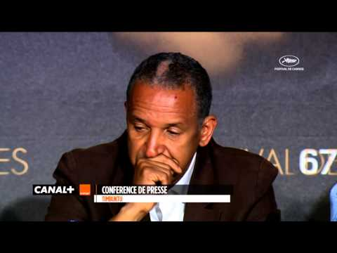 """Abderrahmane Sissako """"Je pleure peut-être à la place des autres"""""""