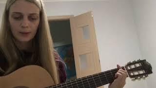 Учусь играть на гитаре. «Конь» Любэ