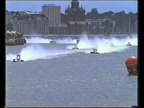 Patu Leppälä Organizer of Helsinki F1 Grand Prix 2002