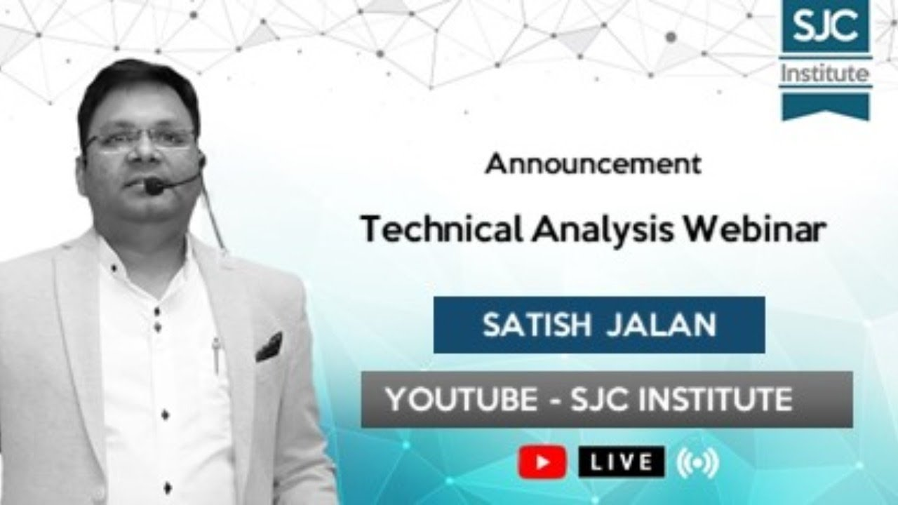 Announcement - Technical Analysis Webinar with Abhishek Bubna Sir