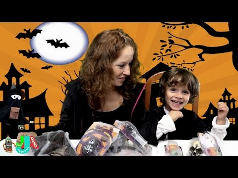 Fiesta de Halloween para niños-kids 🎃 JUEGOS Y JUGUETES DE ARES y HALLOWEEN