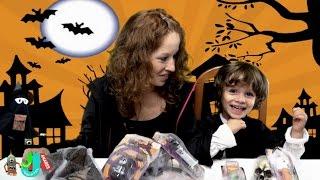 Fiesta de Halloween para niños-kids  JUEGOS Y JUGUETES DE ARES y HALLOWEEN